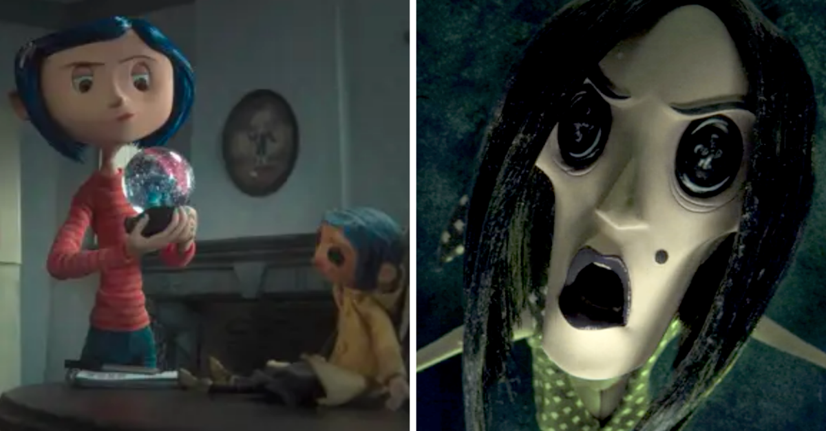 18 Moments That Are Proof That Coraline Is A Horror Movie