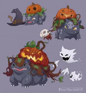 Re-imagined pokemon - Imgur | Ghost pokemon, Pokemon